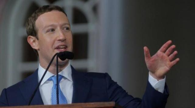 接受国会质询5小时  扎克伯格个人财富暴涨28亿美元