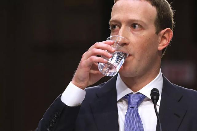 扎克伯格听证会笔记曝光:不会辞职 FB做了很多善事