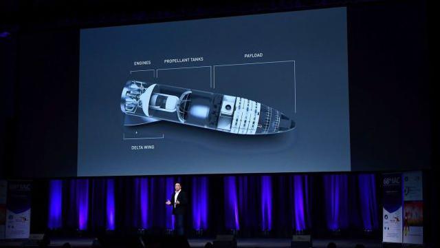"""SpaceX将在洛杉矶建厂生产""""火星火箭""""BFR"""