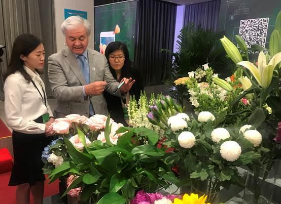 QQ浏览器携手2019北京世园会打造数字植物馆