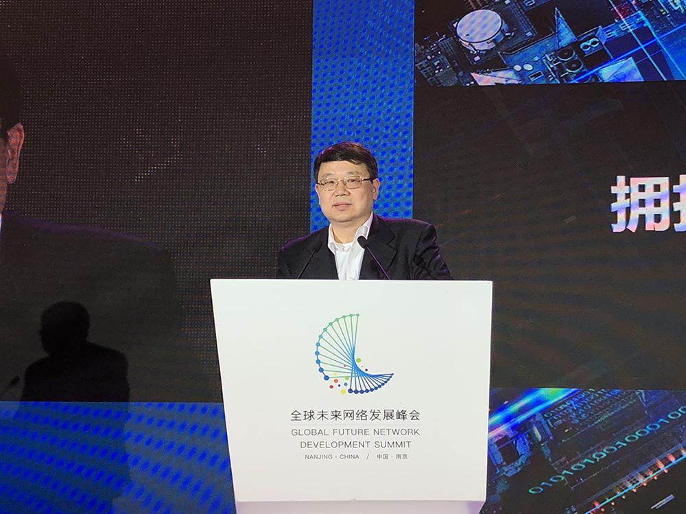 新华三集团联席总裁韩志刚:四方面着手构建智能化网络