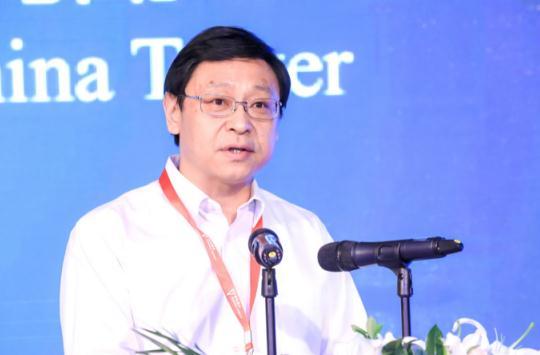 中国铁塔副总经理顾晓敏:凡有人烟处,皆有通信塔
