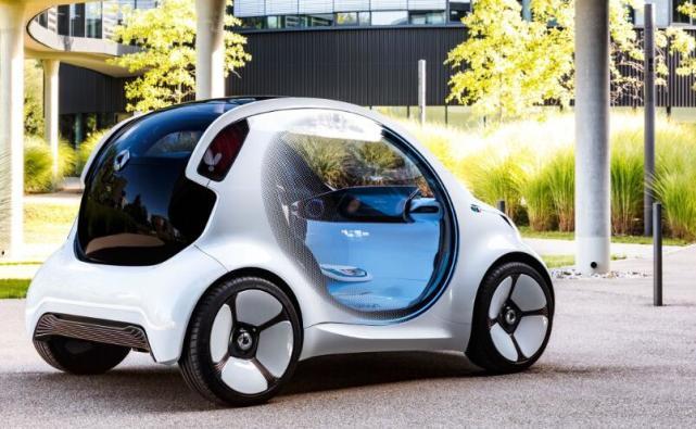 """北京科技周展示""""科技出行"""":无人驾驶体验酷 未来交通算法多"""