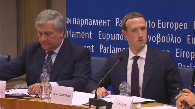 欧洲听证会问题精选:垄断的FB能说出一个竞争对手的名字么?