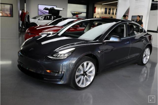 消费者报告:Model 3解决刹车距离问题后将重新评测