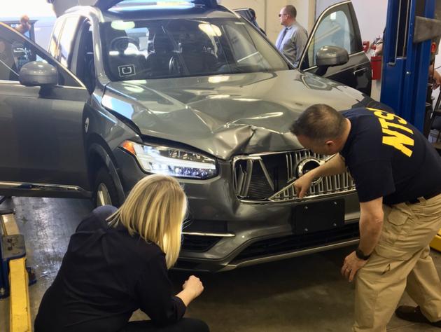 Uber宣布停止亚利桑那州无人车测试项目