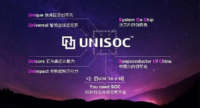 紫光展锐在印度发布两款芯片 SC9832E+SC9863