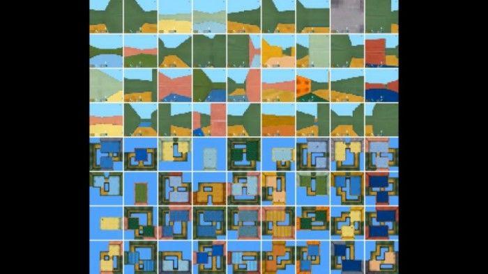 DeepMind人工智能学会将平面图像转换为3D场景