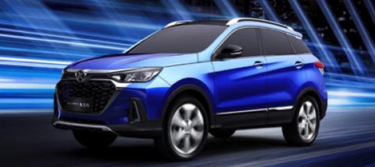 携多项AI技术,北京汽车新一代X55搅局紧凑型SUV市场