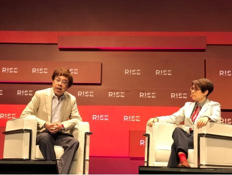 TutorABC母公司亮相RISE峰会 畅谈人工智能如何为在线教育赋能