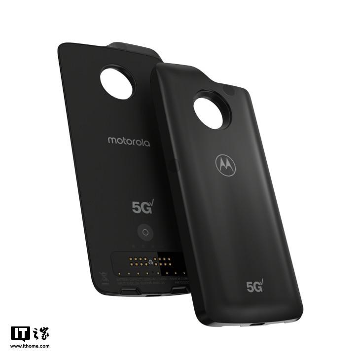 Moto 5G模块官方图集:打响5G手机的第一枪