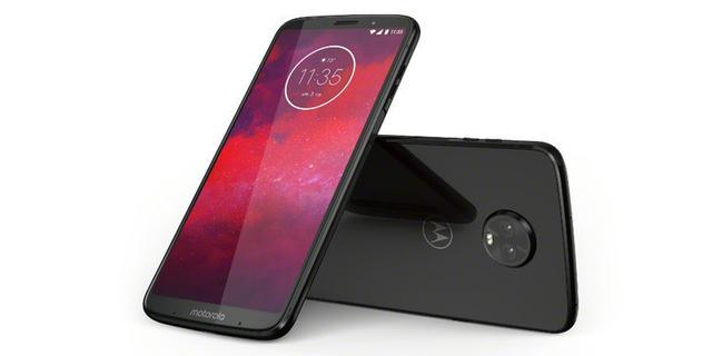 联想发布全球首款5G手机!刘军:moto z3等多款新品很快在中国发布