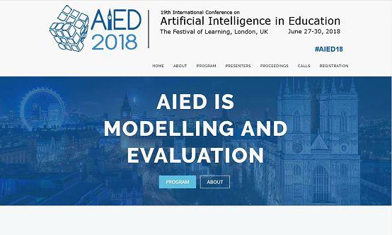 松鼠AI两篇学术论文在AIED大会获选 深入探讨人工智能教育未来发展