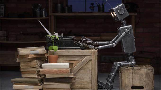 科学家开发会写诗的AI!能媲美莎士比亚 专家都辨认不出