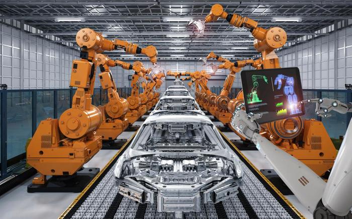 人工智能对汽车制造业的驱动及主流车企的总体布局