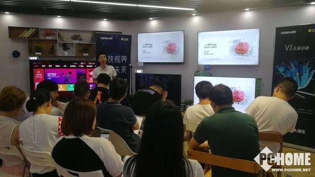 康佳OLED V1/R2发布 全生态人工智能体验
