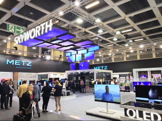 """创维扬威IFA2018 """"AI""""品牌战略再度升级"""