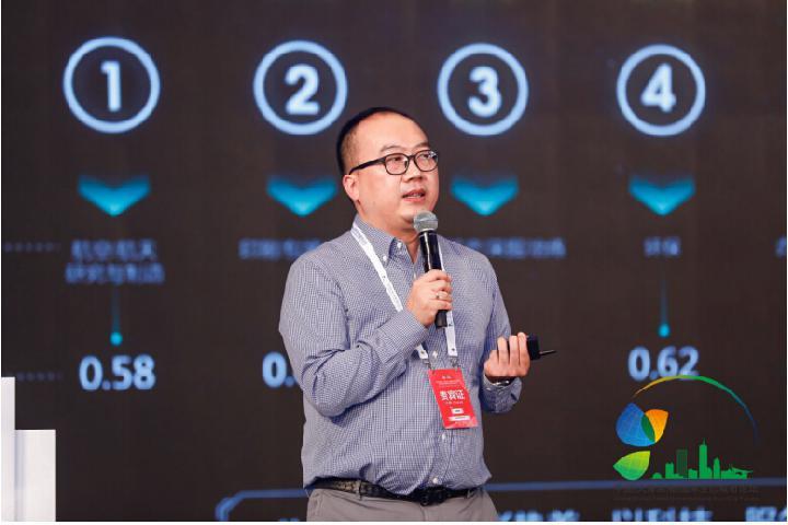 智联招聘姬鹏展:人力资本的运营创新推动新旧动能转换