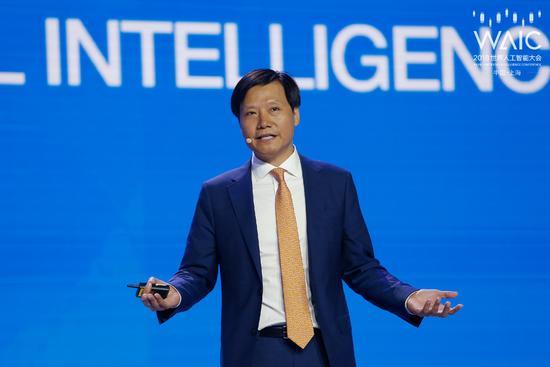 雷�:小米用AI+IoT在�@���r代立足 未�磉�有5G助力