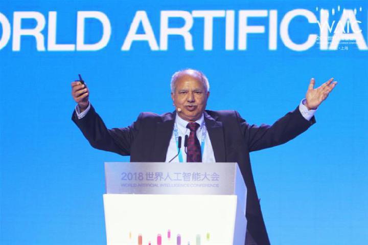 图灵奖获得者罗杰·瑞迪: 人工智能将给人类提供光明的未来