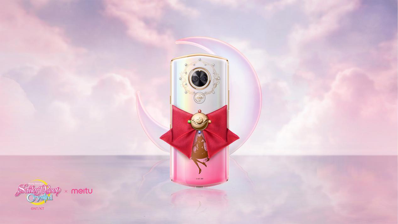 美图T9美少女战士、Hello Kitty限量版公布  外观设计梦幻十足