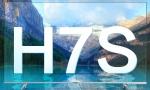 黑曜石全面屏+智能AI 创维H7S重新定义全面屏