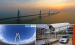 港珠澳大桥通车 宇视守护世界级跨海工程