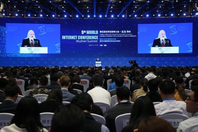 第五届世界互联网大会开幕,科技大佬们都在谈5G和人工智能