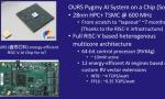 睿思芯科推基于RISC-V的64位可编程终端AI芯片Pygmy
