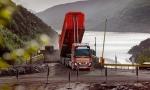 沃尔沃的自动驾驶卡车将从矿井中运输石灰石