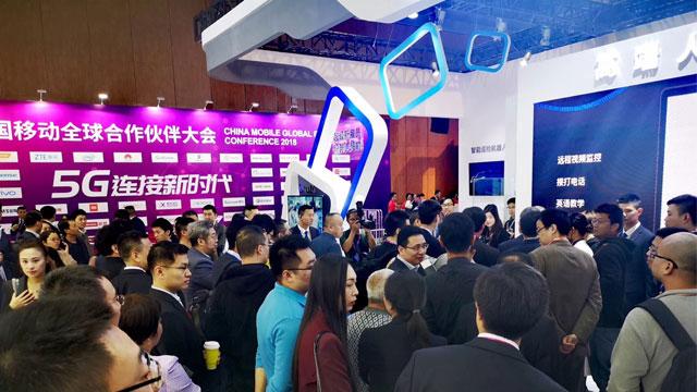 优必选携手中国移动,用AI机器人打造智能新未来