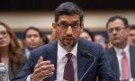 谷歌CEO皮查伊出席美国国会听证:否认操纵舆论