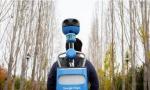 谷歌新推出街景Trekker背包