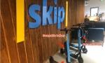 Skip推出带摄像头和锁的滑板车
