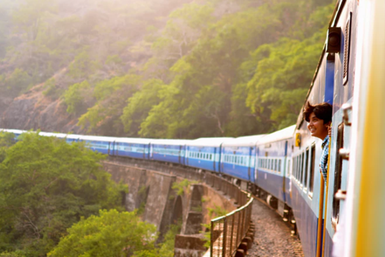 印度铁路进入人工智能时代