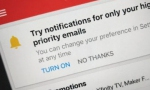 Google开始在Gmail移动应用中推出支持人工智能的高优先级通知