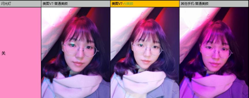 揭秘美图V7新功能,AI美颜、质感畅拍、取色边框玩法更精彩