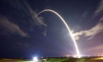 SpaceX周五迎来今年第一射:为铱星发射10颗通信卫星