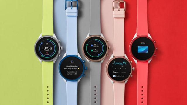 Google 买下 Fossil 一项技术用来开发智能手表