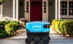 亚马逊将要试用自己的送货机器人