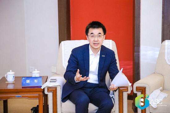 浪潮刘军:人工智能有三大驱动力 结合使用有奇效