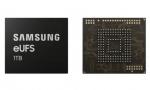 三星公布首款单芯片1TB嵌入式通用闪存,S10系列或将率先搭载