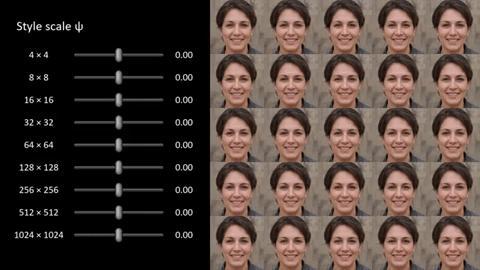 """英伟达""""AI假脸王""""开源:新一代GAN攻破几乎所有人脸识别系统"""