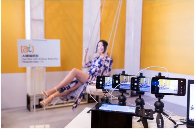 联发科真AI相机直接对接用户体验