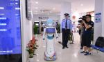 与AI同行,虹软人脸识别助力服务机器人智能升级