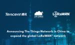 腾讯与The Things Network携手拓展其LoRaWAN 开发者生态
