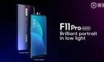OPPO F11 Pro视频曝光:弹出式前置镜头+后置4800万像素双摄