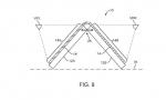 苹果更新专利内容显示可折叠iPhone的样子