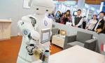 服务机器人市场年增43.9% 中国餐饮业或迎重要升级机遇