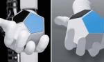Festo推出内置人工智能气动机器人手 能牢牢抓住物体